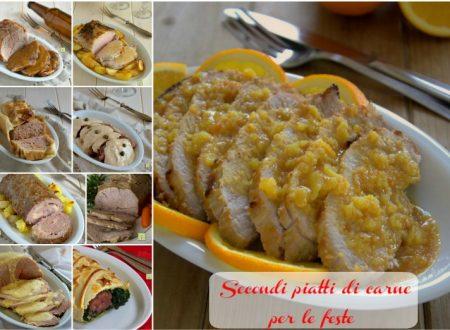 Secondi piatti di carne per le feste