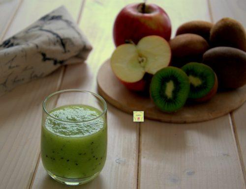 Bevanda sgonfia pancia alla frutta