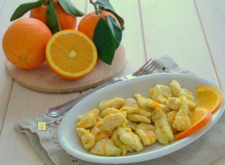 Bocconcini di pollo all arancia