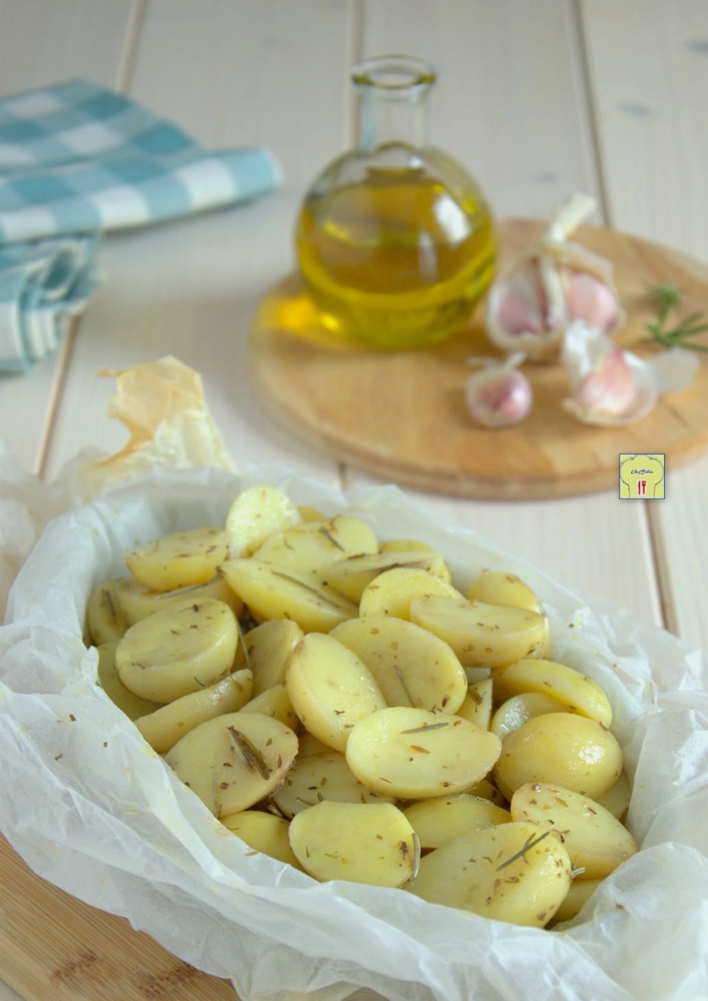 patatine novelle al cartoccio gp