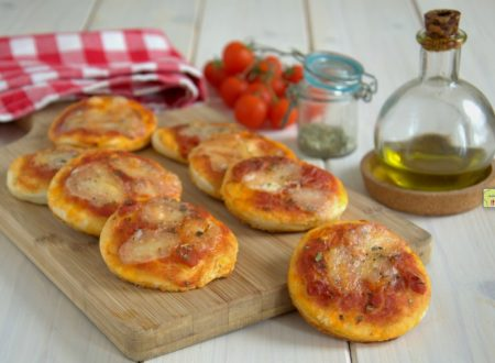 Pizzette veloci