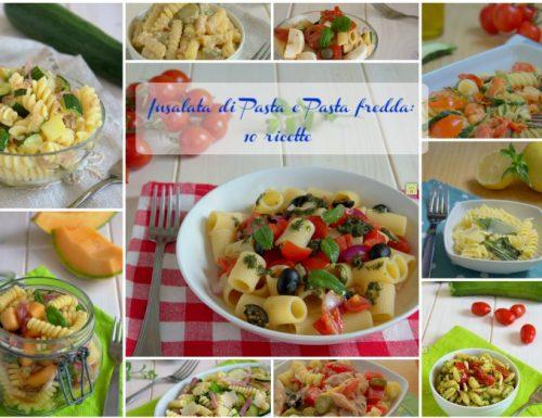 Insalata di pasta e pasta fredda 10 ricette