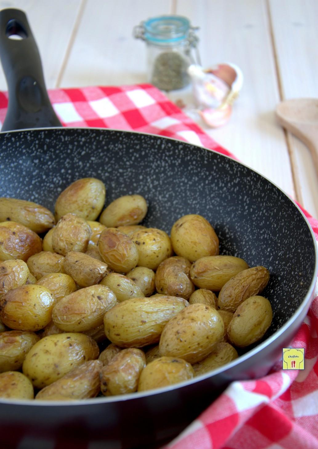 patate novelle in padella croccanti gp
