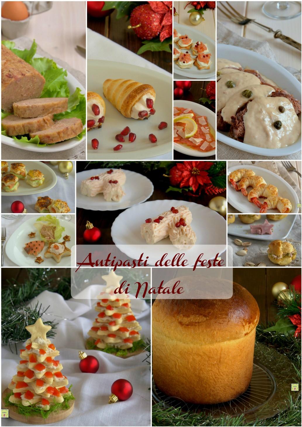 Antipasti Delle Feste Di Natale.Antipasti Delle Feste Di Natale Ricette Di Natale Facili E Gustose