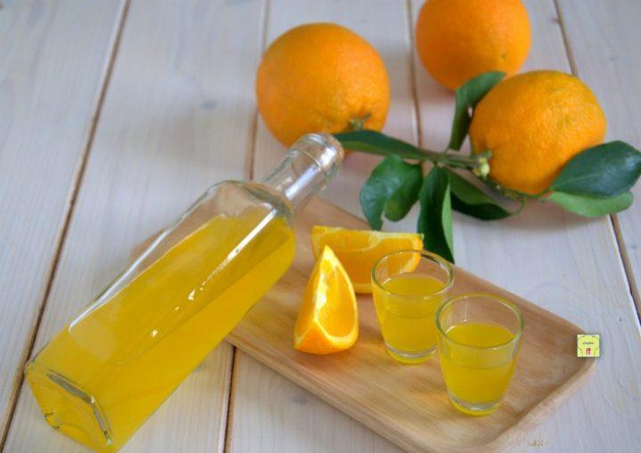 liquore all arancia