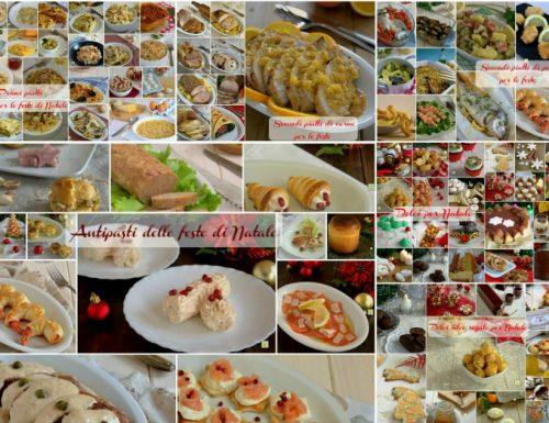 Ricette di Natale, dall'antipasto, al dolce, ai regali
