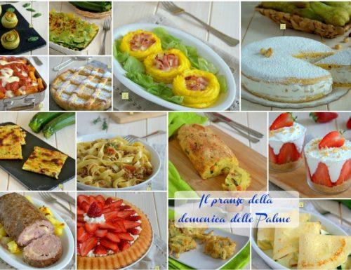 Il pranzo della domenica delle Palme