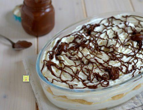 Dessert paradiso e nutella
