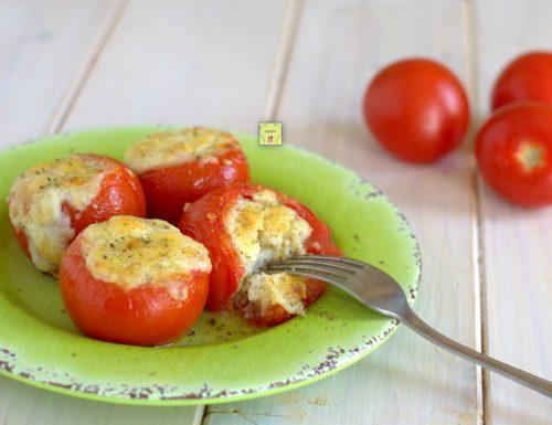 Pomodori ripieni al formaggio