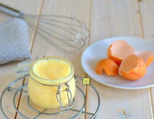 Crema pasticciera al microonde