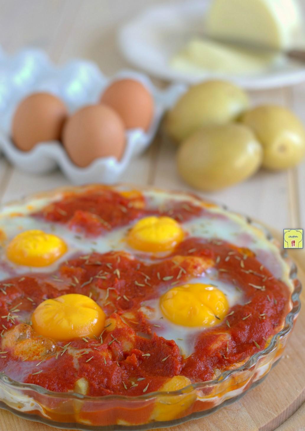 uova e patate al forno gp