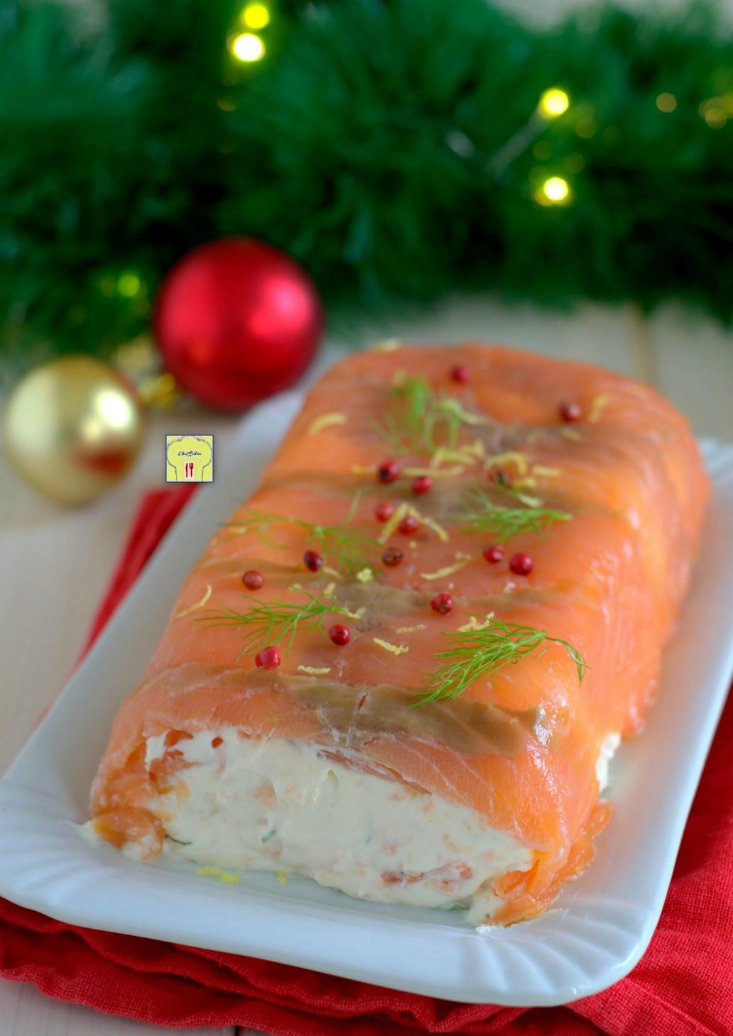 tronchetto di salmone gp