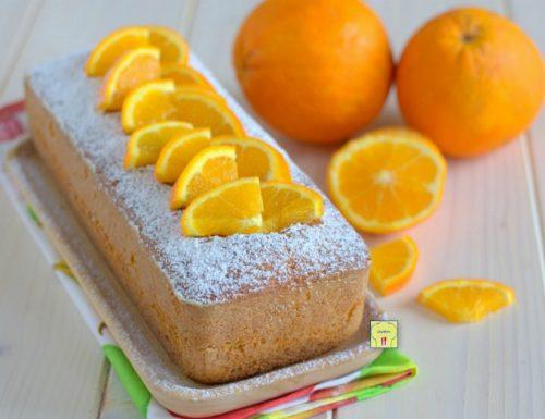 Plumcake all arancia
