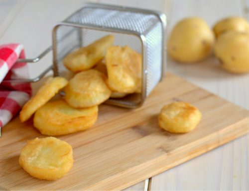 Patate fritte pastellate