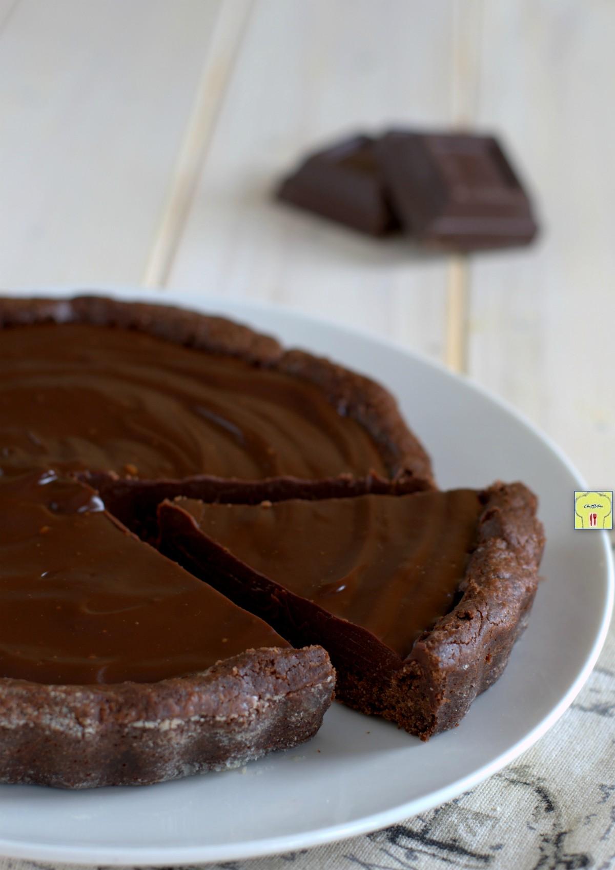 crostata al cioccolato gp