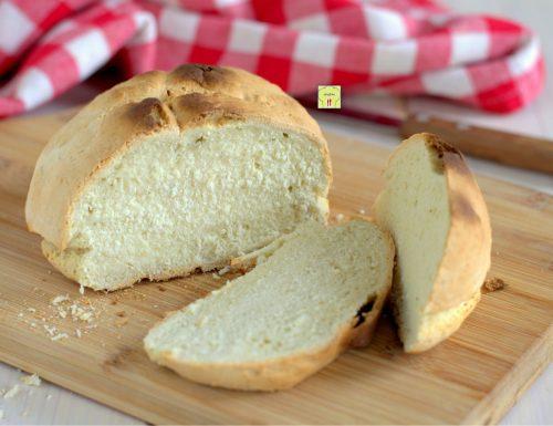 Pane veloce senza lievito