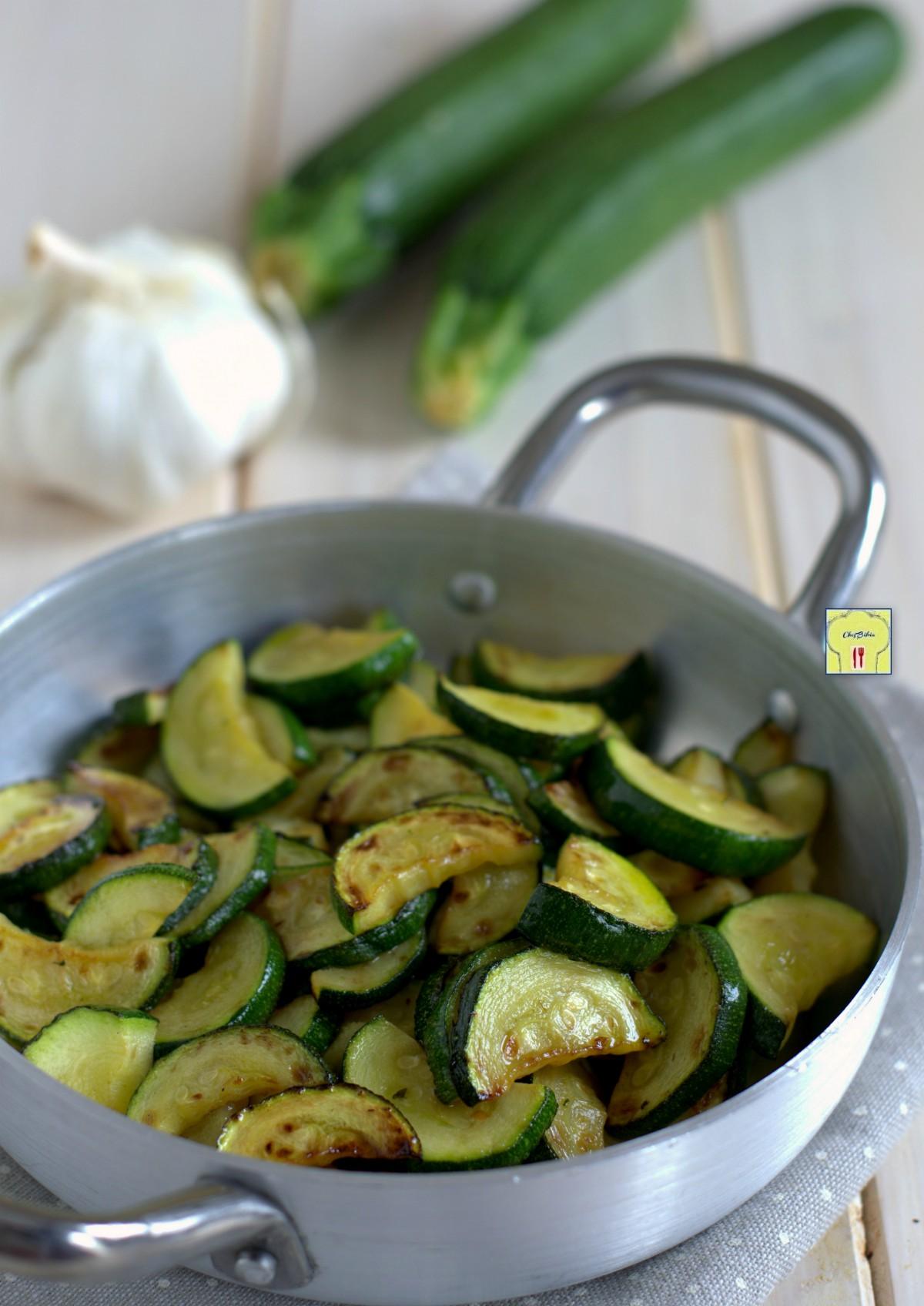 zucchine in padella gp
