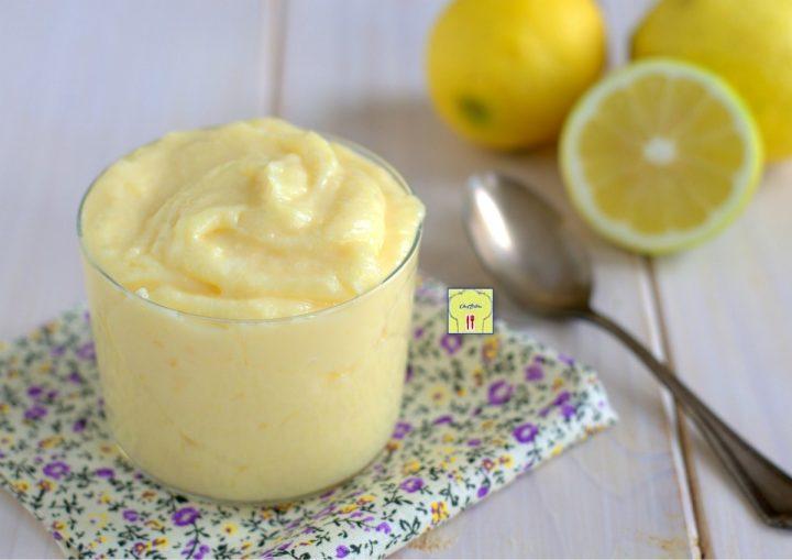 crema di mascarpone al limone