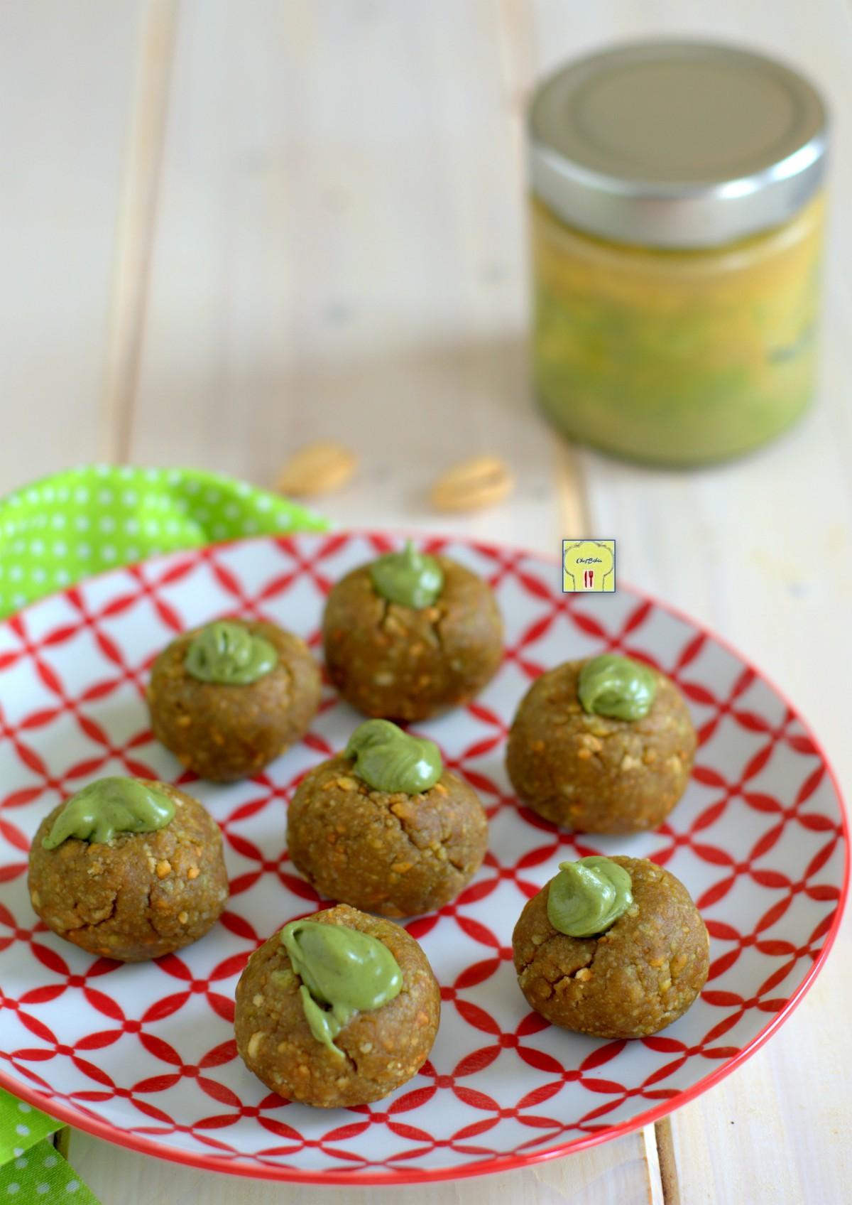 pistacchiotti senza cottura gp