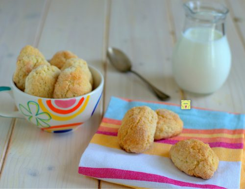 Biscotti allo yogurt da inzuppo