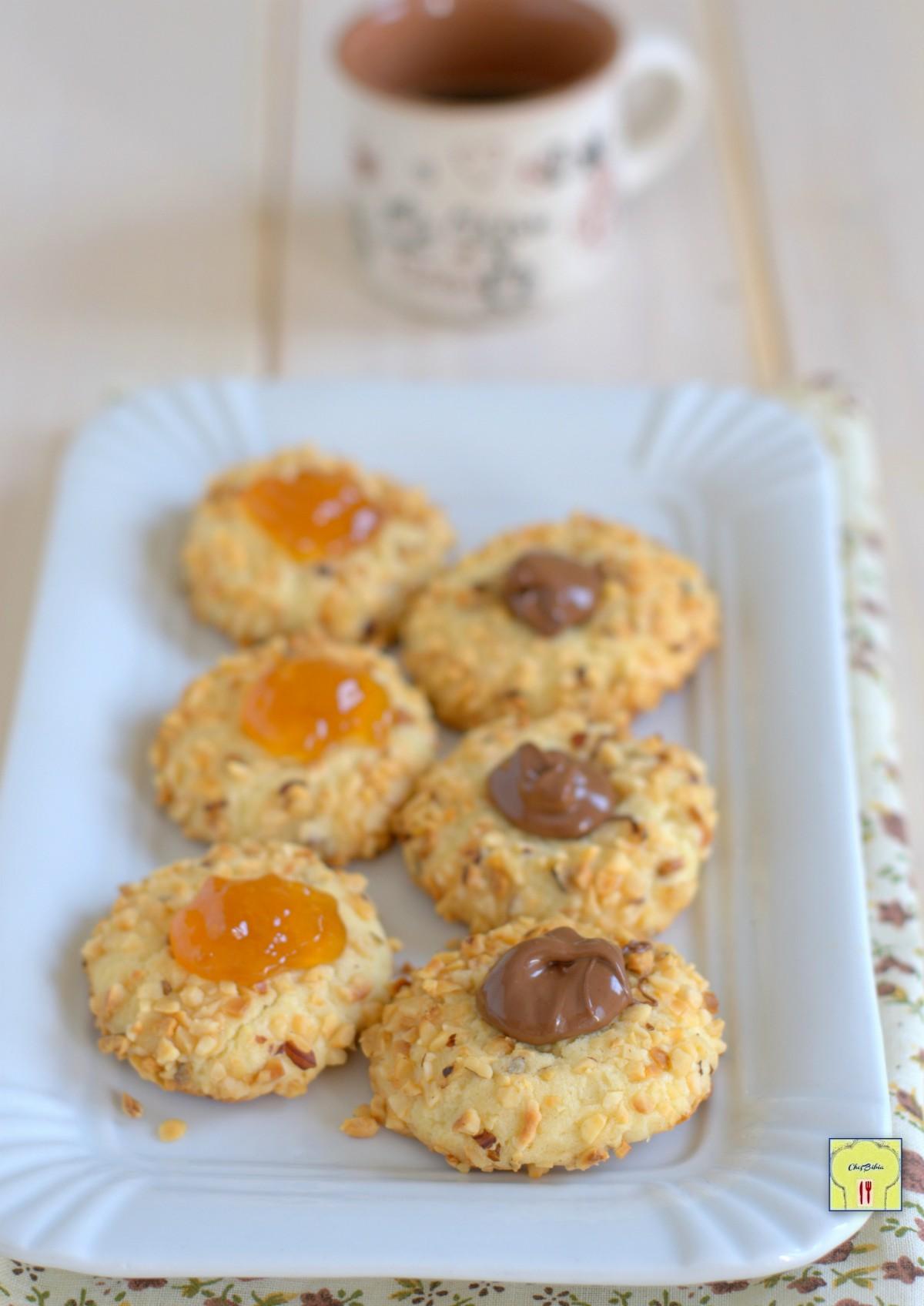 biscotti con granella farciti gp