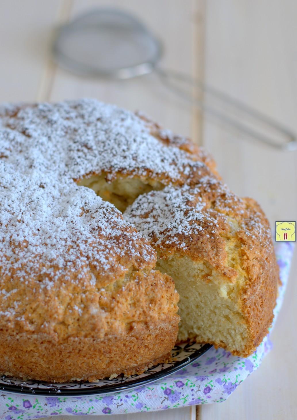 torta 5 minuti alla ricotta gp
