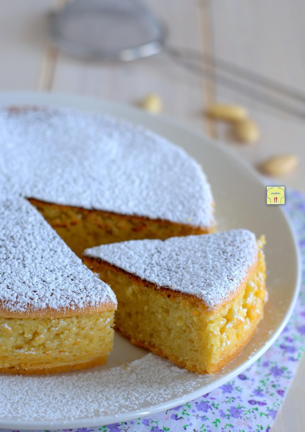 torta di mandorle gp