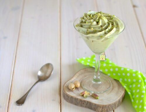 Crema paradiso al pistacchio