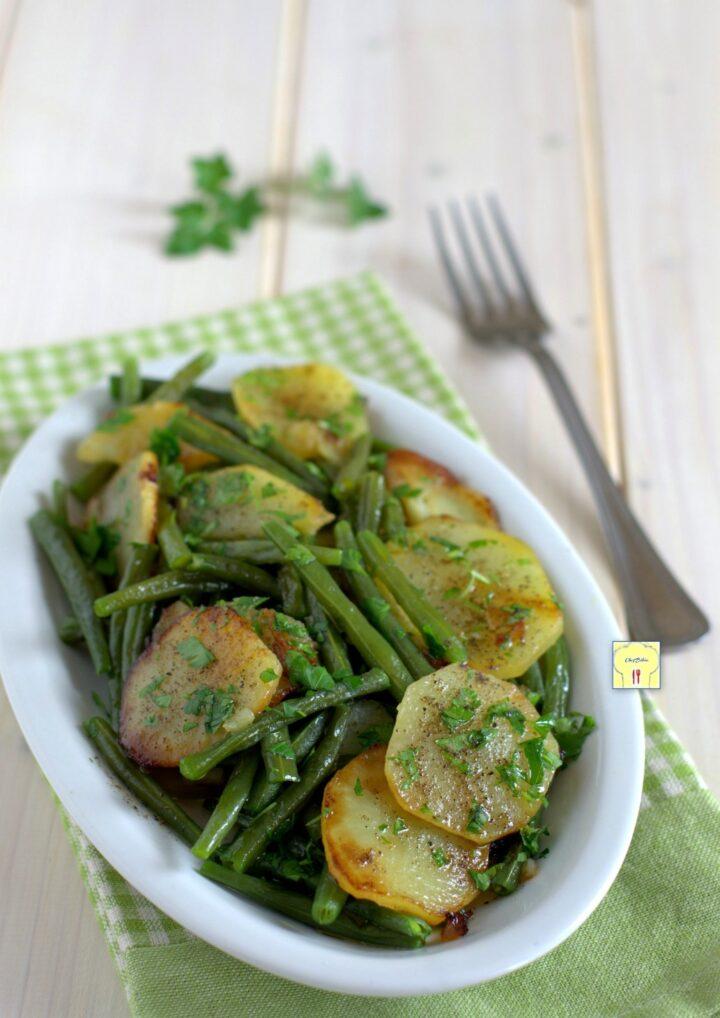 fagiolini e patate gp