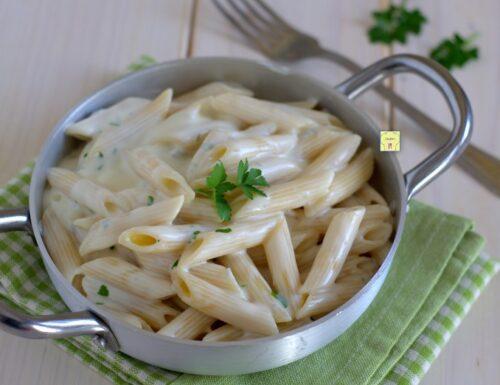 Penne al gorgonzola e mascarpone