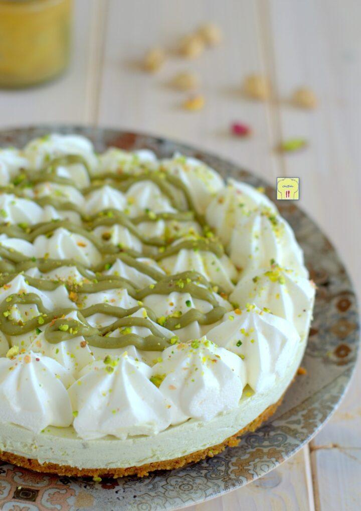 torta cuor di panna al pistacchio gp