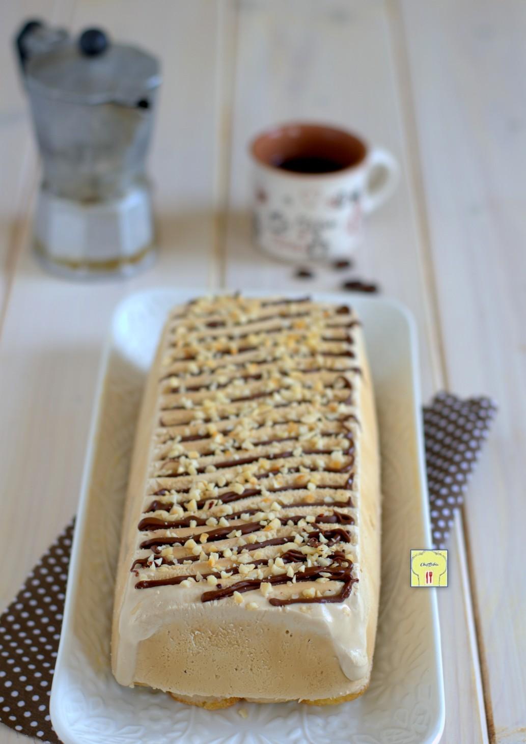 torta gelato furba al caffè gp