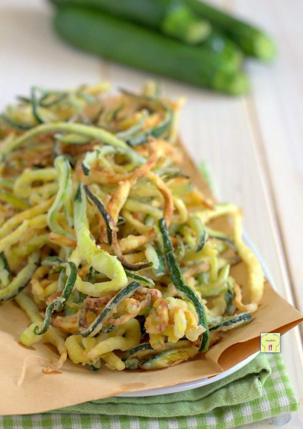 zucchine fritte alla romana gp