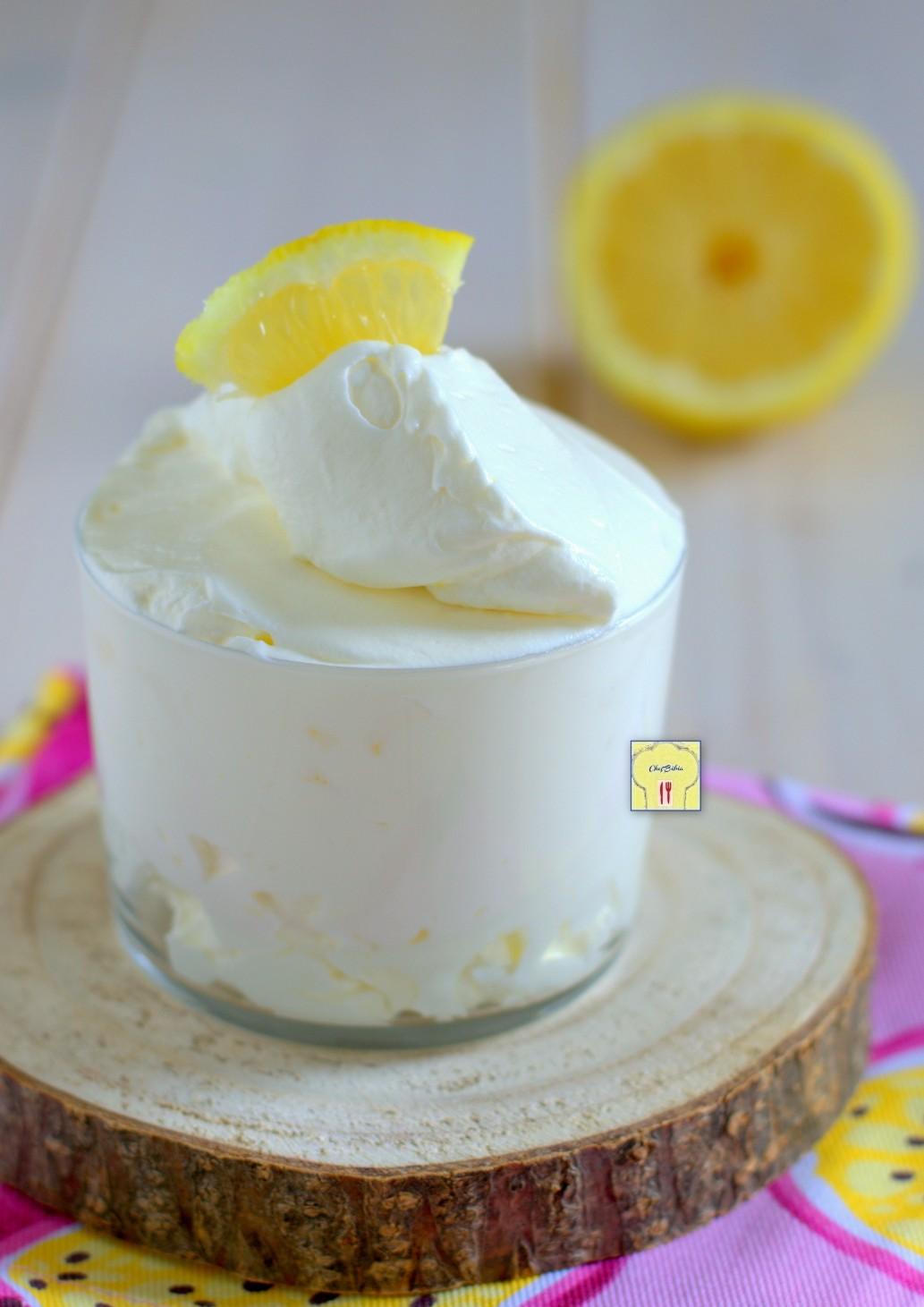 crema paradiso al limone gp