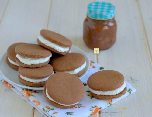 Biscotti alla nutella paradiso