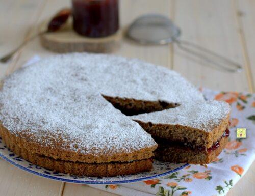 Torta rustica di grano saraceno