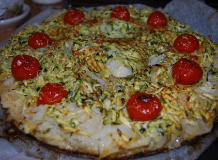 Torta di verdure extralight
