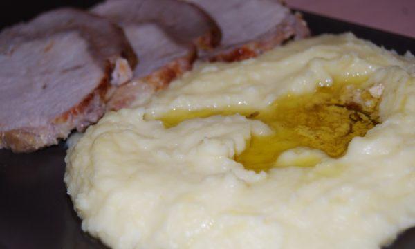 Purè di patate, ricetta veloce