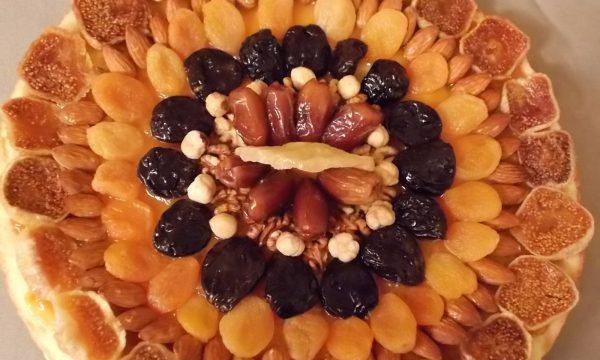Crostata di frutta secca