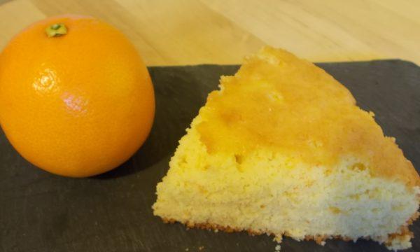 Ciambella al profumo d'arancia, ricetta gluten free