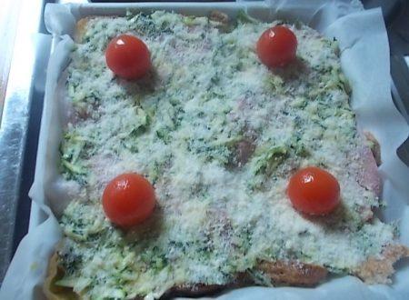 Torta rustica salata, ricetta svuota frigo