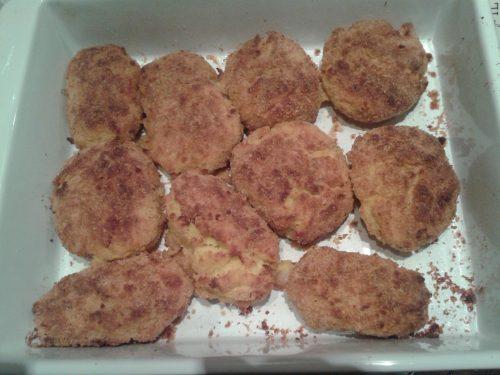 Crocchette (di patate) saporite