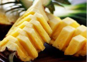 "4) ananas ""a barchetta"""
