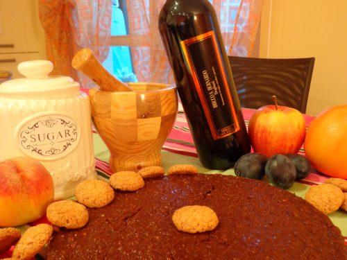 """Torta """"parsi pien"""" (ricetta di """"Una blogger in cucina"""")"""