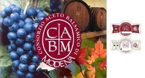 Consorzio Aceto Balsamico di Modena I.G.P. - per la foto si ringrazia
