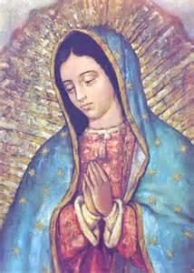 Beata Maria Vergine di Guadalupe - per la foto si ringrazia