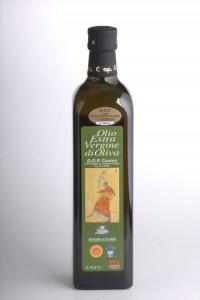 Olio extravergine d'oliva Canino D.O.P. - per la foto si ringrazia