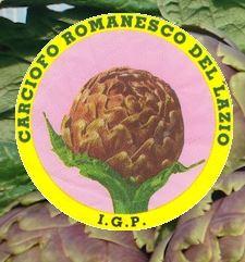 Carciofo Romanesco del Lazio I.G.P. - per la foto si ringrazia