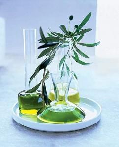 Olio extravergine d'oliva Colline Salernitane D.O.P. - per la foto si ringrazia