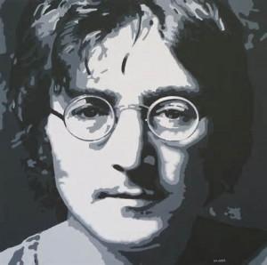 John Lennon - per la foto si ringrazia